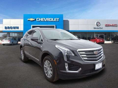 New 2019 Cadillac XT5 FWD 4dr Luxury Front Wheel Drive SUV