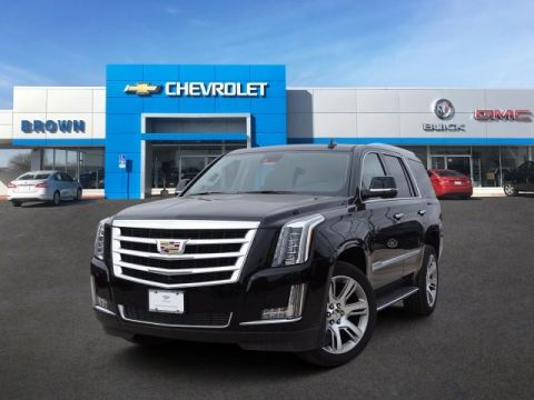 New 2020 Cadillac Escalade 2WD 4dr Premium Luxury Rear Wheel Drive SUV
