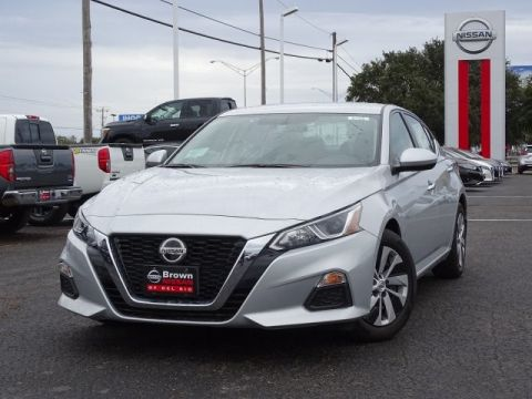 New 2019 Nissan Altima 2.5 S Front Wheel Drive Sedan