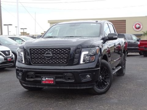 New 2019 Nissan Titan SV Rear Wheel Drive Short Bed