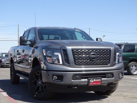 New 2019 Nissan Titan XD SL Four Wheel Drive Standard Bed