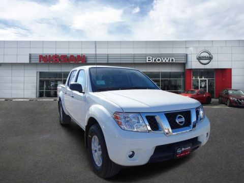 New 2019 Nissan Frontier SV Rear Wheel Drive Short Bed