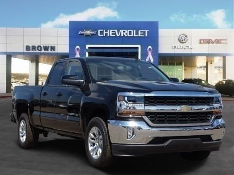 New 2019 Chevrolet Silverado 1500 LD 4WD Double Cab LT w/1LT Four Wheel Drive Standard Bed