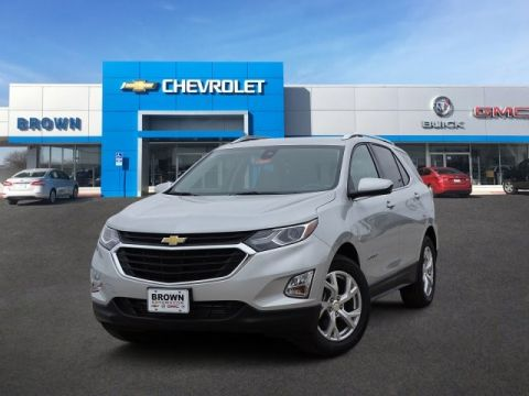 New 2020 Chevrolet Equinox FWD 4dr LT w/2LT Front Wheel Drive SUV