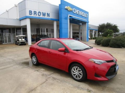 Pre-Owned 2019 Toyota Corolla LE CVT Front Wheel Drive Sedan