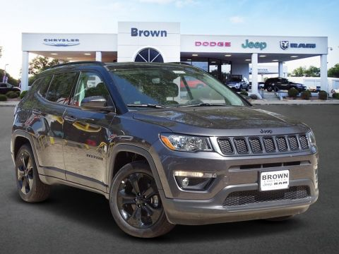 New 2019 Jeep Compass Altitude FWD Sport Utility