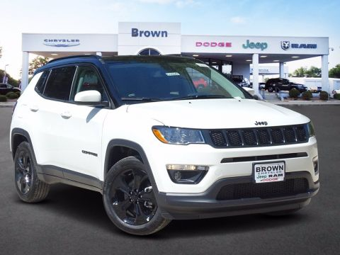 New 2020 Jeep Compass Altitude FWD Sport Utility