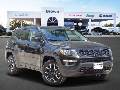 New 2019 Jeep Compass Upland Edition 4WD