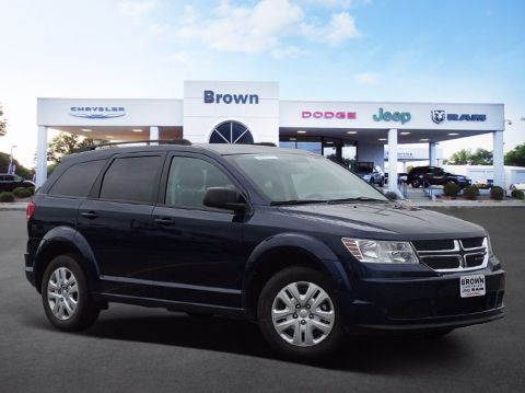 Pre-Owned 2017 Dodge Journey SE FWD Sport Utility