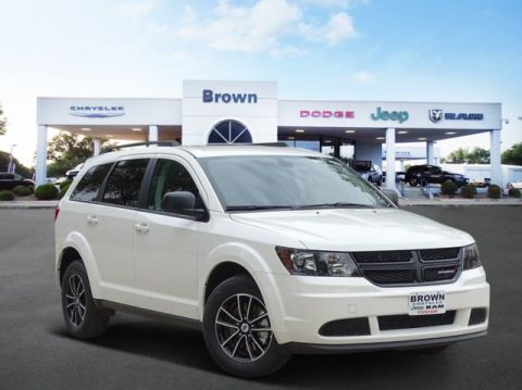 Pre-Owned 2018 Dodge Journey SE FWD Sport Utility