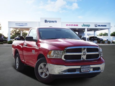 New 2019 Ram 1500 Classic Tradesman RWD Regular Cab Pickup