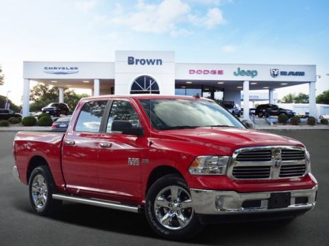 Pre-Owned 2018 Ram 1500 Lone Star RWD Crew Cab Pickup