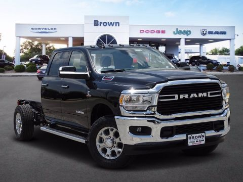 New 2019 Ram 3500 Chassis Cab SLT 4WD