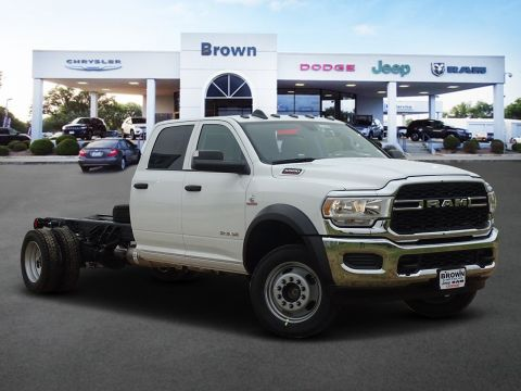 New 2019 Ram 5500 Chassis Cab Tradesman 4WD