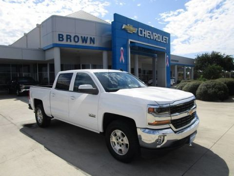Pre-Owned 2016 Chevrolet Silverado 1500 2WD Crew Cab 143.5 LT w/1LT Rear Wheel Drive Short Bed