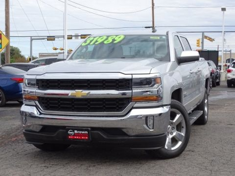 Pre-Owned 2017 Chevrolet Silverado 1500 LT Rear Wheel Drive Short Bed