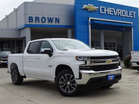 New 2019 Chevrolet Silverado 1500 2019 CHEVROLET SILVERADO 1500 LT 4DR 147.4 WB Rear Wheel Drive Short Bed