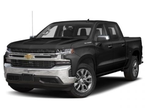 New 2019 Chevrolet Silverado 1500 2WD Crew Cab 147 LT Rear Wheel Drive Short Bed