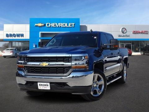 Pre-Owned 2016 Chevrolet Silverado 1500 LT Four Wheel Drive Short Bed
