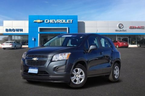 Pre-Owned 2016 Chevrolet Trax LS Front Wheel Drive SUV