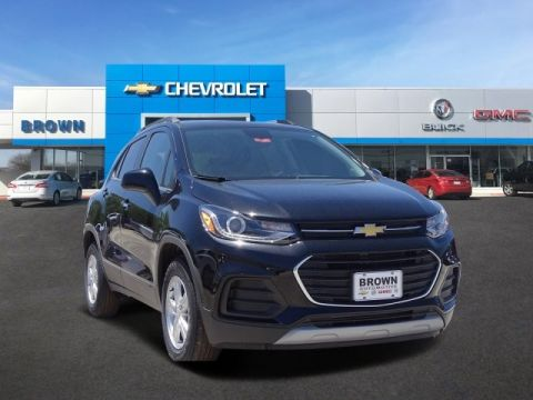 New 2019 Chevrolet Trax FWD 4dr LT Front Wheel Drive SUV