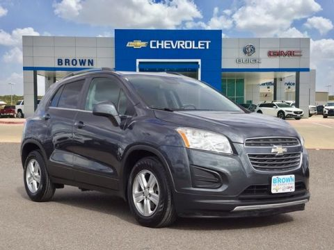 Pre-Owned 2016 Chevrolet Trax FWD 4dr LT Front Wheel Drive SUV