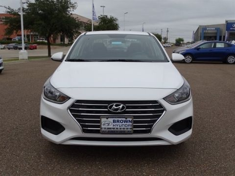 New 2019 Hyundai Accent SE Sedan Auto Front Wheel Drive 4dr Car