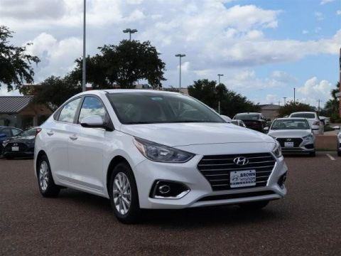 New 2019 Hyundai Accent SEL Sedan Auto Front Wheel Drive 4dr Car