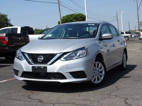 New 2019 Nissan Sentra S Front Wheel Drive Sedan