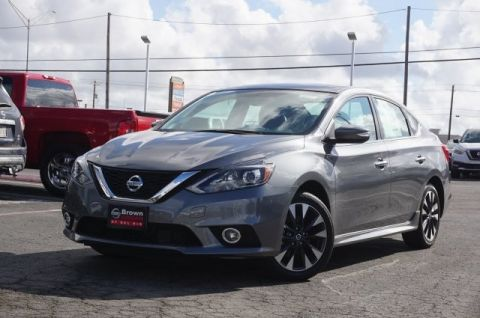 New 2019 Nissan Sentra SR Turbo Front Wheel Drive 4dr Car
