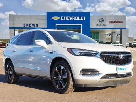 New 2020 Buick Enclave Preferred Front Wheel Drive Sport Utility