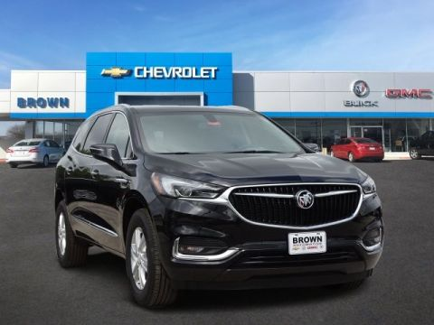 New 2019 Buick Enclave FWD 4dr Preferred Front Wheel Drive SUV