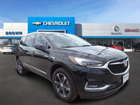 New 2018 Buick Enclave FWD 4dr Essence Front Wheel Drive SUV