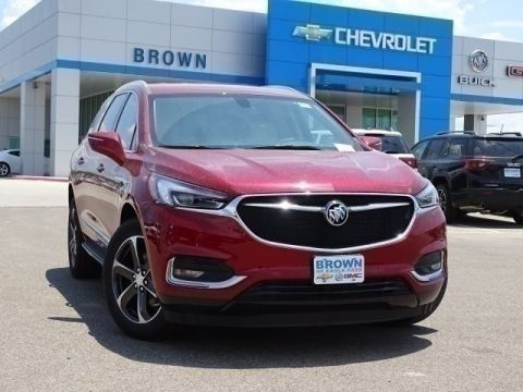 New 2019 Buick Enclave FWD 4dr Essence Front Wheel Drive Sport Utility