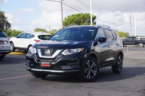 New 2020 Nissan Rogue SV Front Wheel Drive Sport Utility