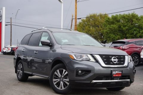 New 2019 Nissan Pathfinder SL Front Wheel Drive Sport Utility