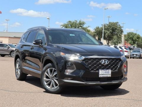New 2020 Hyundai Santa Fe Limited 2.4L Auto FWD Front Wheel Drive Sport Utility