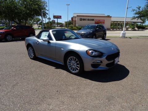 New 2017 FIAT 124 Spider Classica Convertible Rear Wheel Drive Convertible