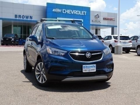 New 2019 Buick Encore FWD 4dr Preferred Front Wheel Drive SUV