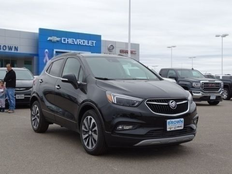 New 2019 Buick Encore FWD 4dr Essence Front Wheel Drive Sport Utility
