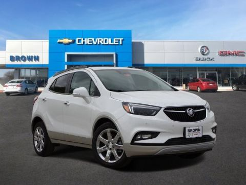 New 2019 Buick Encore FWD 4dr Essence Front Wheel Drive SUV