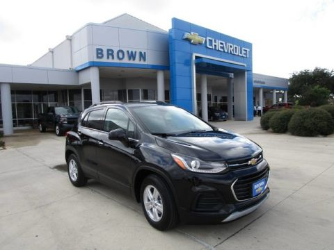 Pre-Owned 2019 Chevrolet Trax FWD 4dr LT Front Wheel Drive Sport Utility