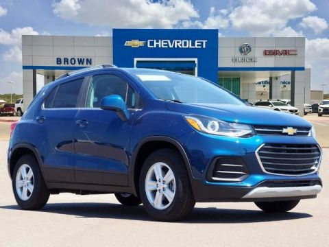 New 2020 Chevrolet Trax FWD 4dr LT Front Wheel Drive Sport Utility