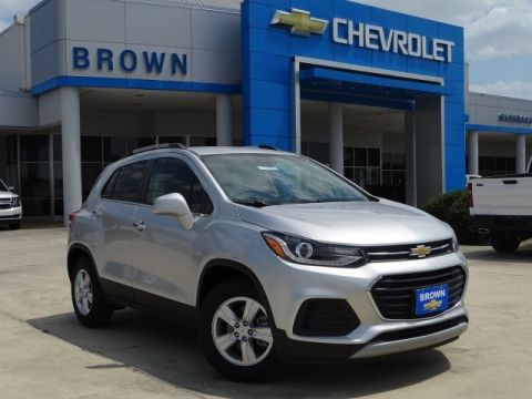 New 2019 Chevrolet Trax TRAX - LT FWD Front Wheel Drive Sport Utility