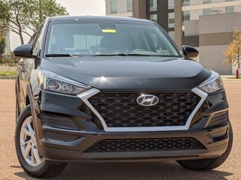 Pre-Owned 2019 Hyundai Tucson SE Front Wheel Drive SUV