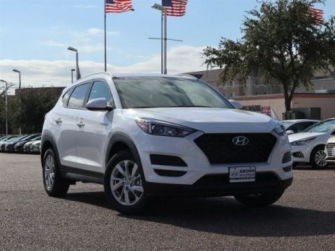 New 2019 Hyundai Tucson Value FWD Front Wheel Drive SUV