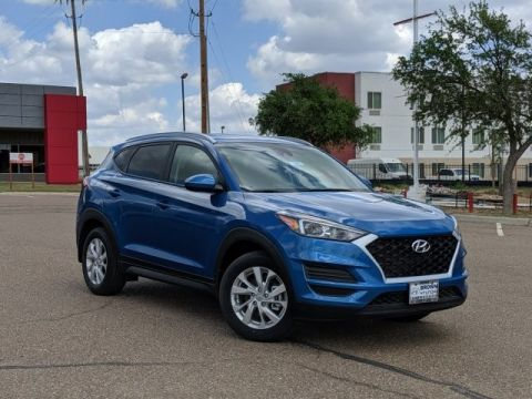 New 2020 Hyundai Tucson Value Front Wheel Drive SUV