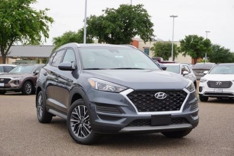 New 2019 Hyundai Tucson SEL FWD Front Wheel Drive SUV