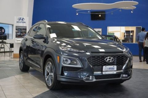 New 2019 Hyundai Kona Limited DCT FWD Front Wheel Drive SUV