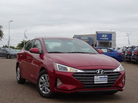 New 2019 Hyundai Elantra SE 2.0L Auto Front Wheel Drive Sedan